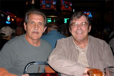 Larry Lyle and Ron Swift